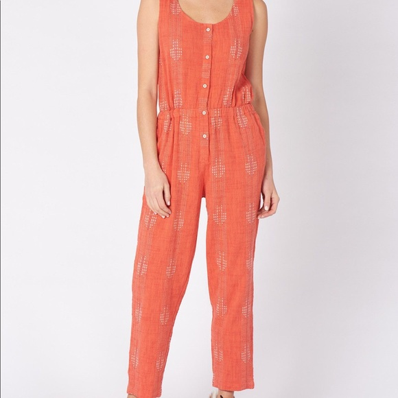 Ace Jig Other Ace Jig Jumpsuit In Flare Poshmark